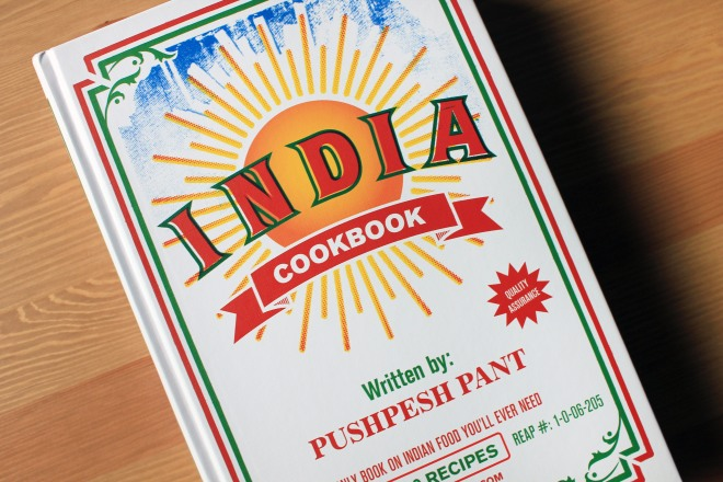 INDIA COOKBOOK LIBRO RECETAS ESPAÑOL BLOG OPINION