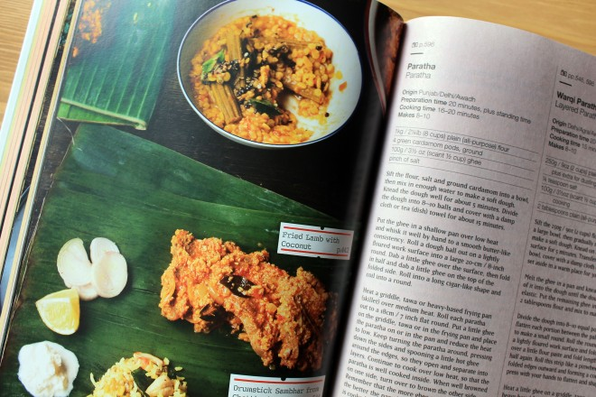 INDIA COOKBOOK LIBRO RECETAS OPINION